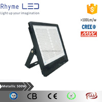 new design price IP65 500W LED Floodlight for outdoor