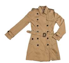 2014 NEW Women's Ladies Autumn & Winter Slim-fitting Woolen Long Wind jacket put wear Coat