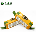 Rechargeable 3500mAh SC 14.4v ni-mh battery pack for vacuum cleaner