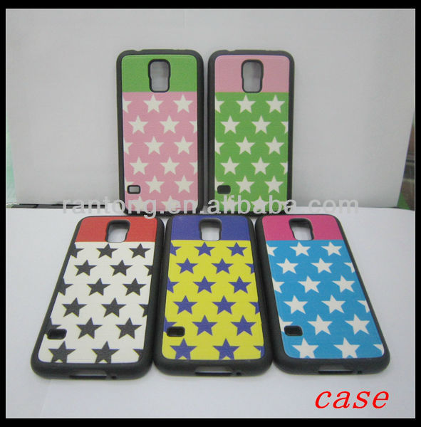 Whosale cell phone accessory cases for samsung galaxy S5 i9600