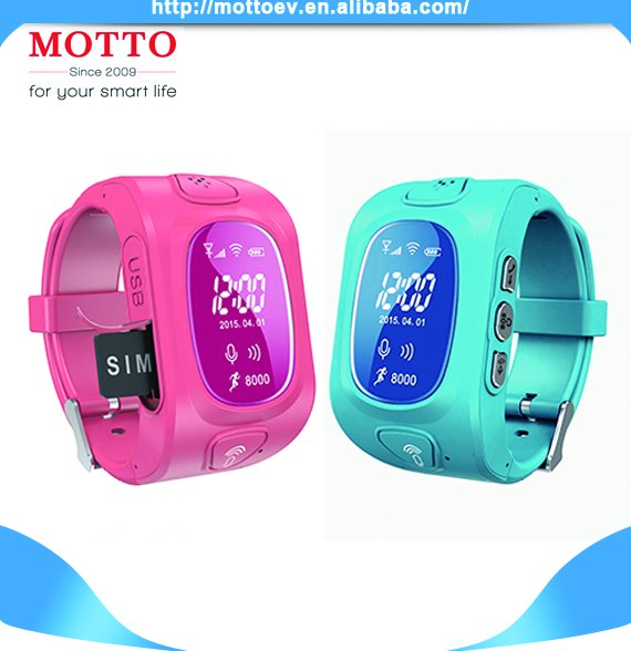 New Premium New Design Electronic Fence Android Watch Phone 3G Wifi