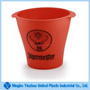 hot new product 2L custom PP plastic style beer ice bucket