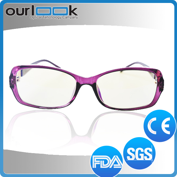 2016 New Women Men Design Good Price Eyewear Memory Flex Frames Glasses