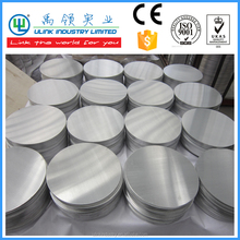 1050, 1060, 3003 aluminium circle to make aluminium cookware, pots