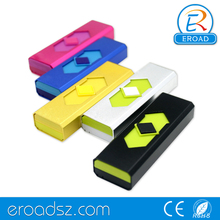 Eroad most sold usb lighter rechargeable crazy metal lighters