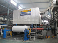 30t/d Fourdrinier Type Hand Towel/Paper Towel Making Machine