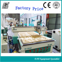 Best sales!Woodworking machinery/Woodworking CNC Router /Wood cutting machine 1325