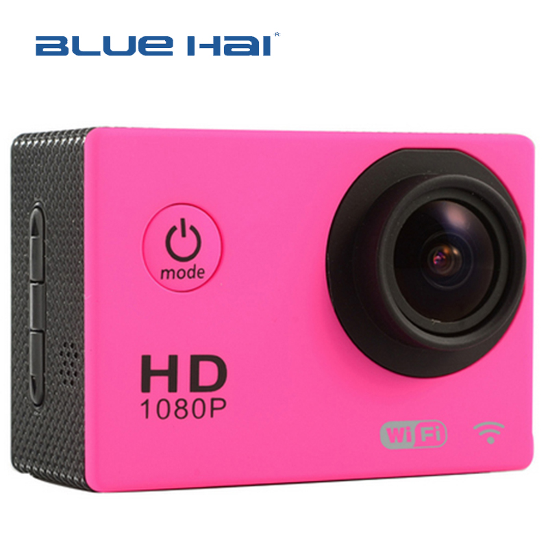Hot Sell 2 Inch TFT LCD Touch Screen RoHS WIFI Action Camera Be Unique Sports Hd Driver Mini DV Camera