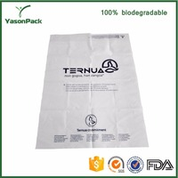 A tie Original ecological degradation reusable heat sealing custom foldable trolley shopping bag vegetable