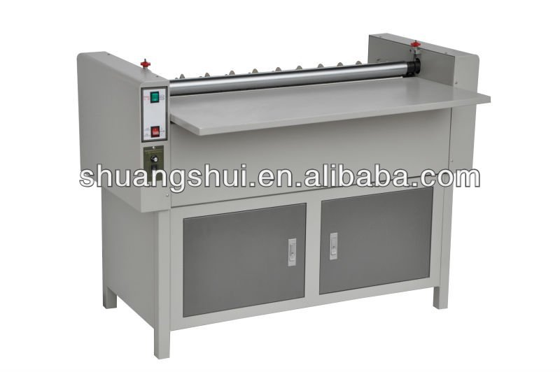 High quality gluing machine for album or wood block making
