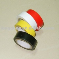 Rubber Adhesive PVC Insulating Tape Plastic