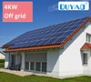 Home , mains supply insufficient Application and Normal Specification 4kw solar panel system
