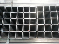 ASTM A500 Square Steel Pipe, Comes in Oil and Painted Surface