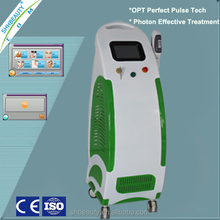 Manufacturer!!! Vertical Hair Removal OPT SHR IPL laser Machine with ce
