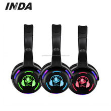 led light rechargeable Silent Disco system for silent party, DJ, weeding RF988