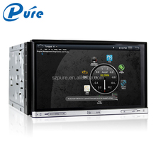 7 inch 2 din android4.4.4 system universal car radio stereo audio car dvd player