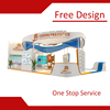 Shanghai Exhibition Booth Builder For Free Design