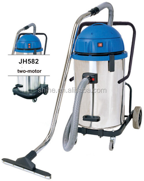 58L wet and dry 2000W 220V home industrial ash vacuum cleaner