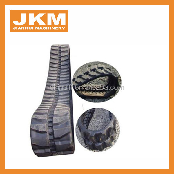 agriculture vehicle rubber track in stock for sale
