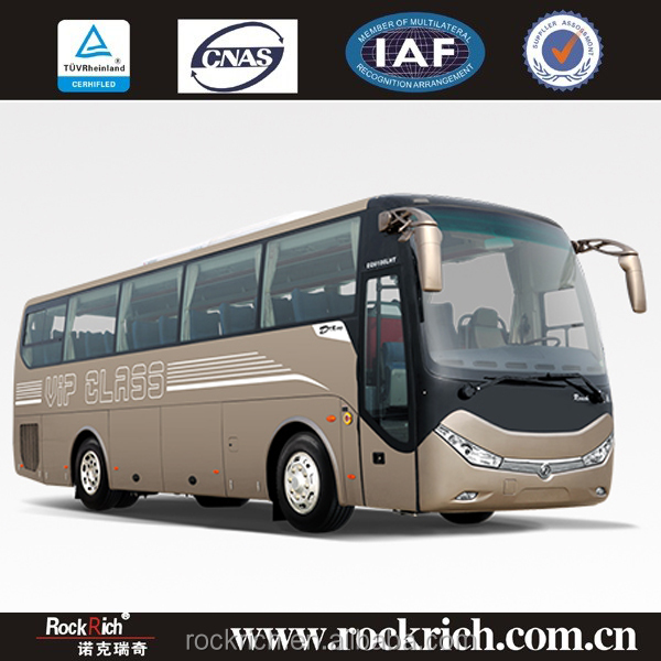 Dongfeng 44 seat commercial bus luxury buses for sale in india