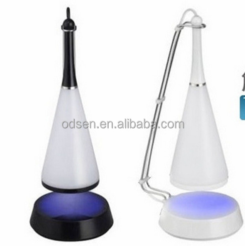 Battery powered lamps indoor