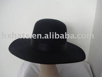 2015 new fashion floppy hatfelt hat fashion hat for adult