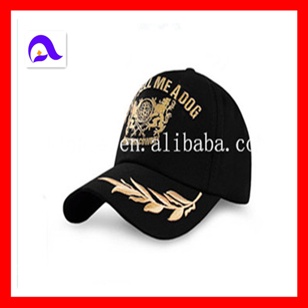 Custom 6 panel High Quality Baseball Cap for Sale
