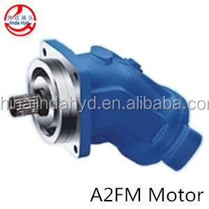 Rexroth piston motor for DRILL