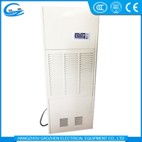 Adjustable humidistat used industrial dehumidifier fan motor