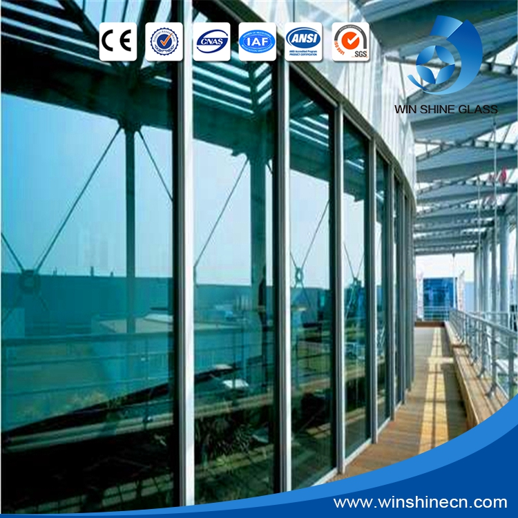 China Safety Public Toughened Floor Glass