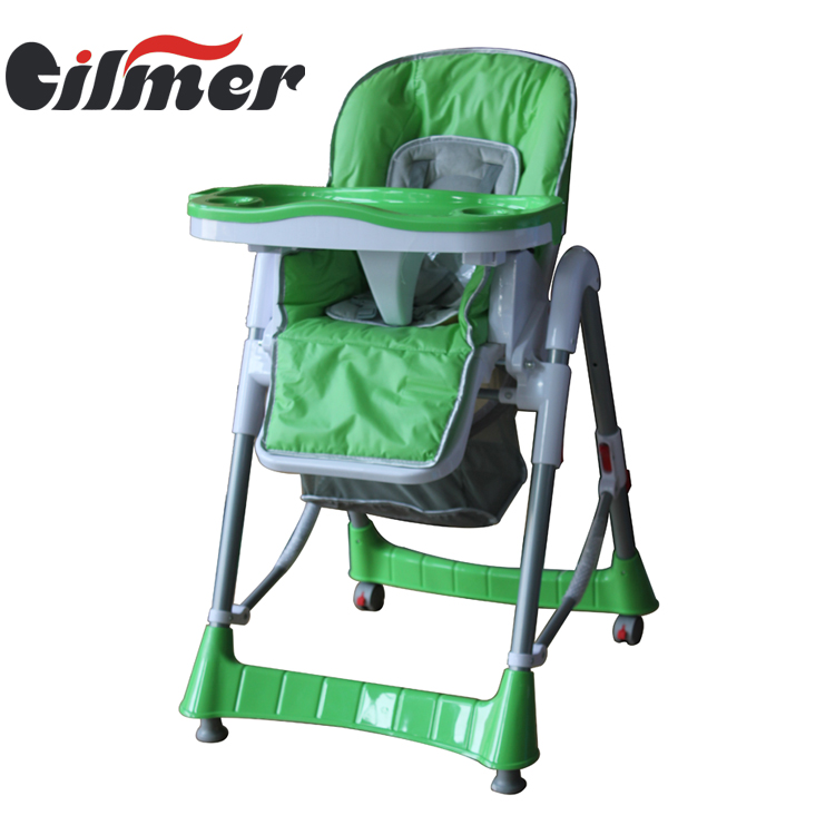 baby dinner metal chair child dinner chair baby soft high quality infant booster high chair