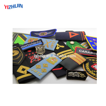 Alibaba China Product High Quality Embroidery Designs Rank Uniform Epaulettes