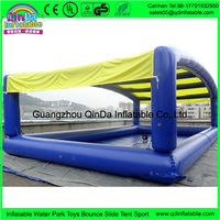 Interesting Inflatable Toy Of Amusement Rides Swimming Pool Roof Inflatable Pool With Tent For Sale