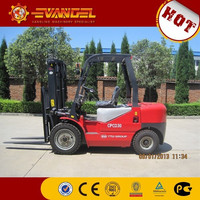 2014 hot sale YTO 3T mini fork lift diesel hydraulic cpcd30
