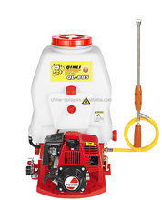 2 stroke engine backpack power sprayer/ knapsack