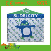 Water Resistant Customized Advertising Shelter