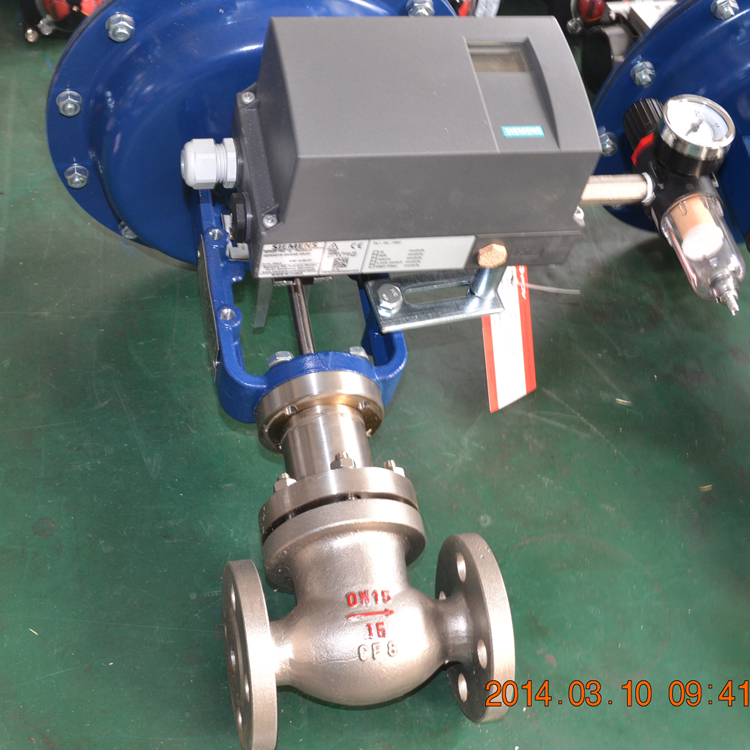 China made cheap price bellow seal type pneumatic steam regulating valve