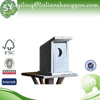 Cheap Chinese Cedar Wooden Bird House