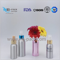 Wholesale Empty Aluminum Aerosol Spray Bottle,Empty Spray Can from NB-PACK