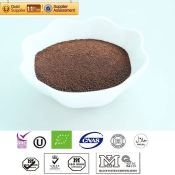 Granule instant tea powder series