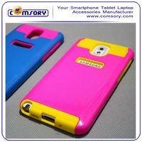 UNIQUE Combo Two Tone Phone Case For Samsung Galaxy Note III