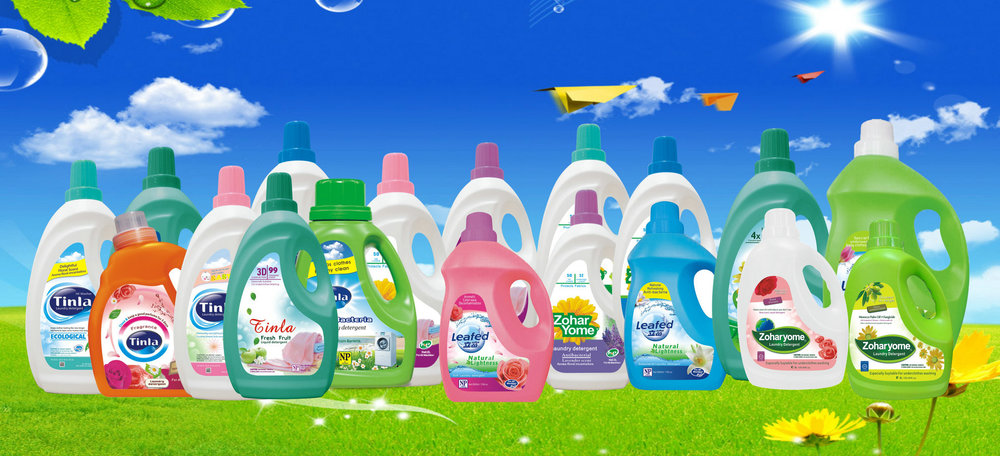 High quality concentrated floral scent laundry detergent supplier