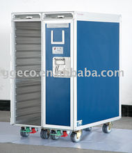 Atlas & KSSU Aircraft Galley Equipment, Aviation Inflight Meal Cart / Trolley for Airline, Airplane, Aeroplane