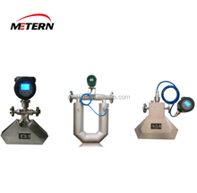 price asphalt liquid coriolis mass flow meter totalizer with pulse output