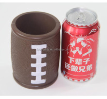 Baseball cup cover PU Foam Can Coolers Stubby Holder