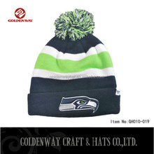 new panthers green knit kids hat cheap sales