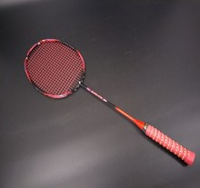 Full Carbon Graphite Badminton Racquet ,100% Carbon Badminton Racket