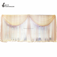 Cheap Adjustable Wedding Backdrop Stand Pipe