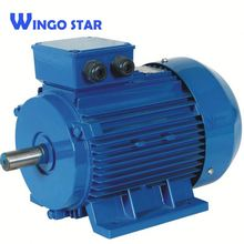100kw brushless Three Phase Ev Electric Ac squirrel-cage Induction Motors