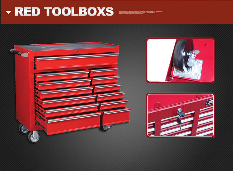 32 Years Experience Garden Heavy Duty Metal Workshop Stainless Steel Tool Cabinet